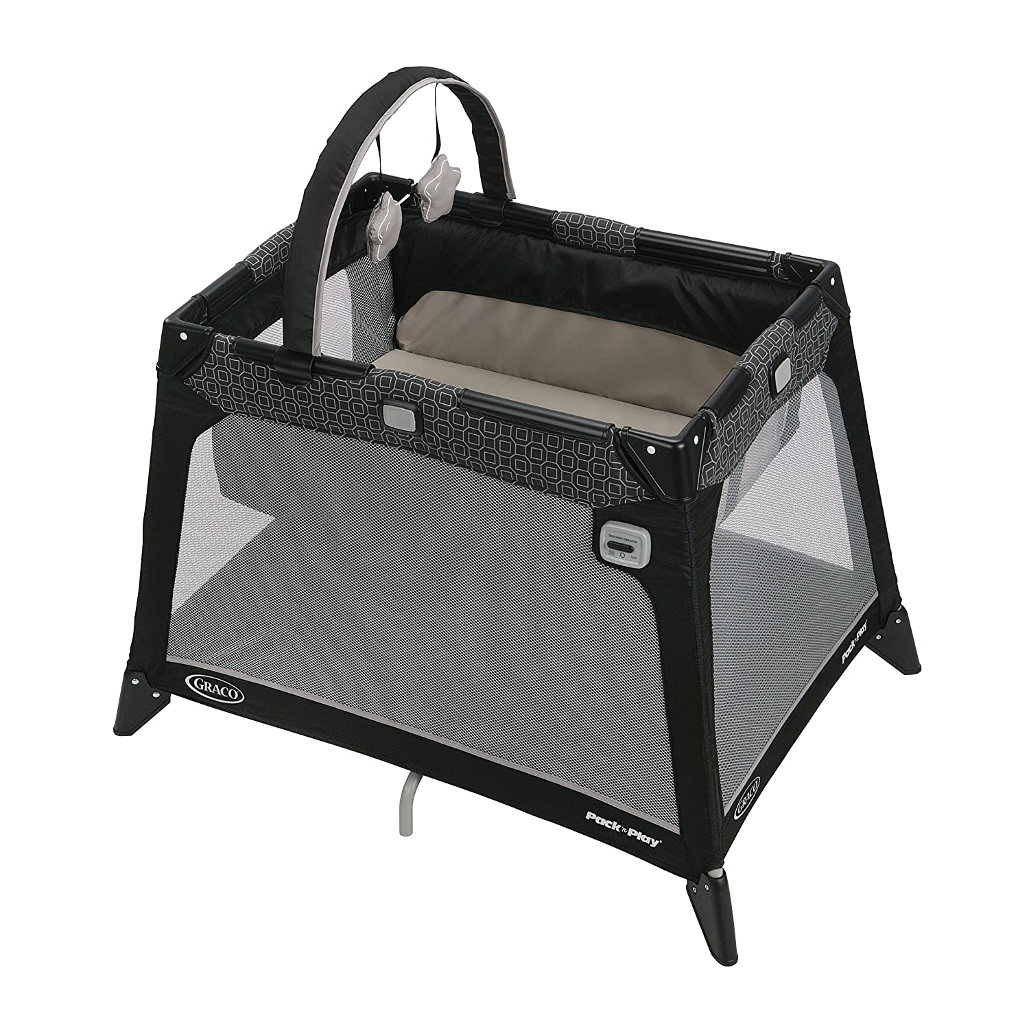 Graco Pack 'n Play Playard Nimble Nook, Pierce 1932548
