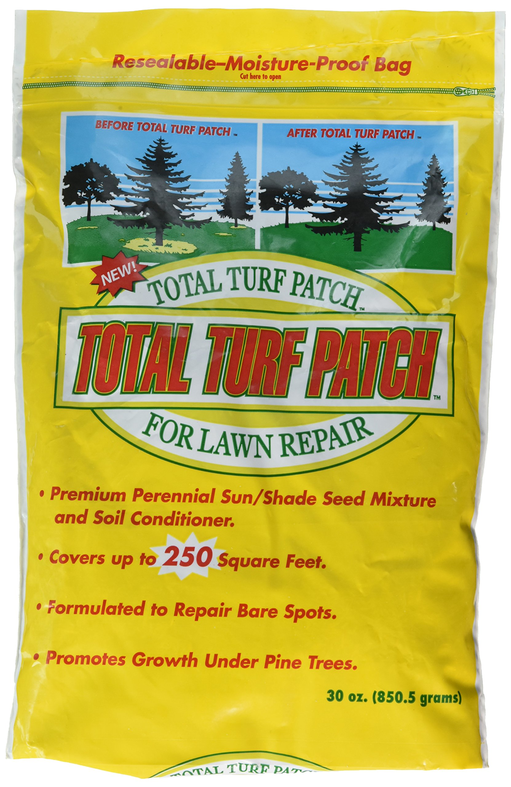 The Dirty Gardener 5-Pack Turf Patch Grass Seeds by The Dirty Gardener