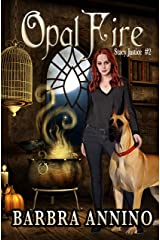 Opal Fire (Stacy Justice Mysteries Book 2) Kindle Edition