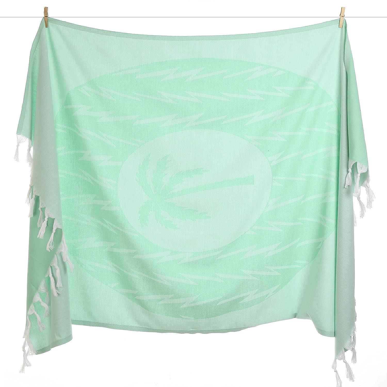 Kess InHouse Viviana Gonzalez Vibes 29 Blue Pastel Photography 69 x 70 Shower Curtain