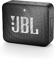 Caixa de Som Bluetooth - 1.0 - JBL GO 2 (À prova de água) - Preto - JBLGO2BLKBR