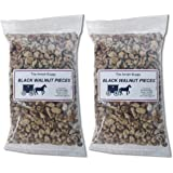 Snack Nuts (Raw Black Walnut pieces 14oz. 2 pack)