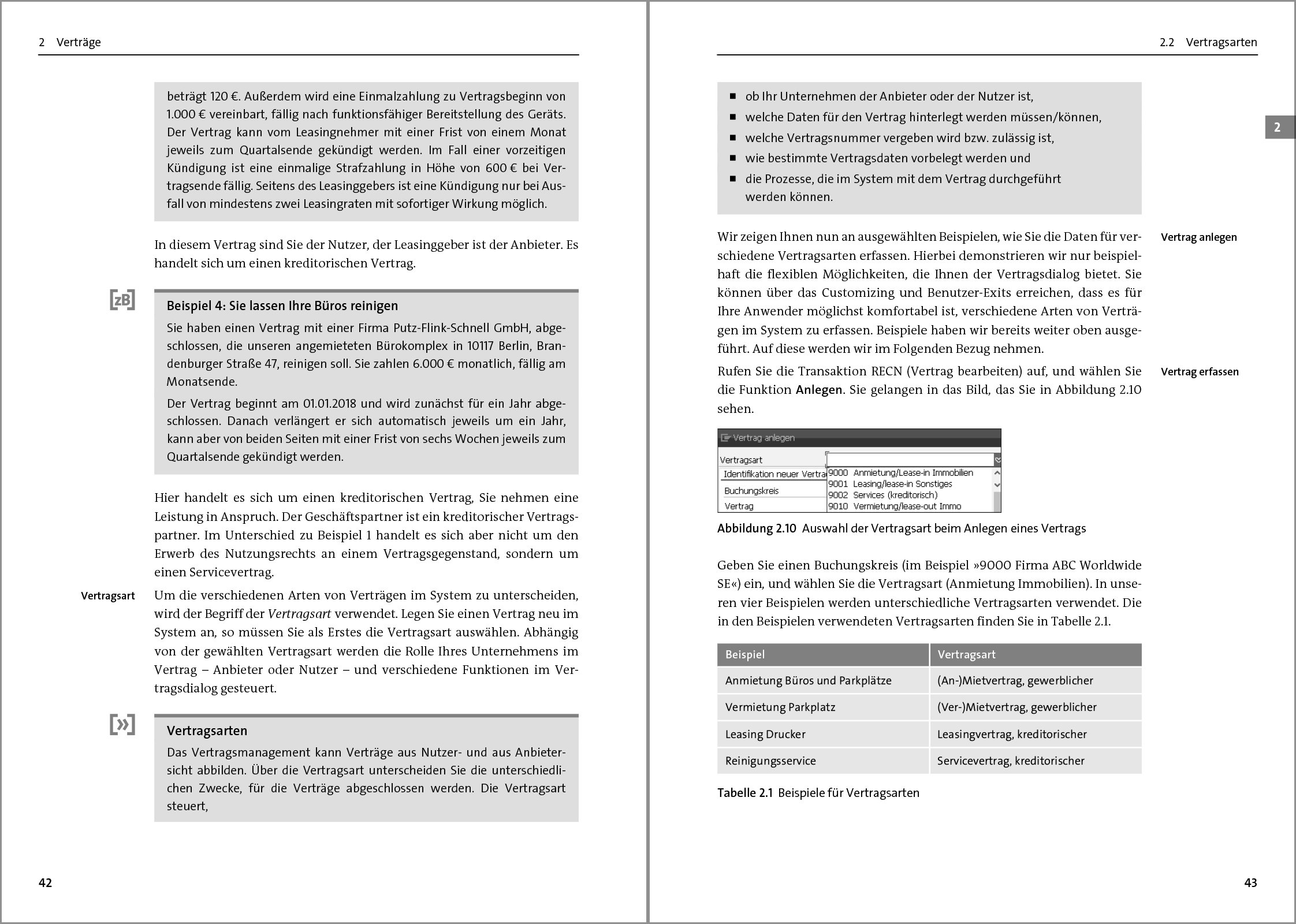 IFRS 16 – Leasingbilanzierung mit SAP: Buchung und Bewertung nach ...