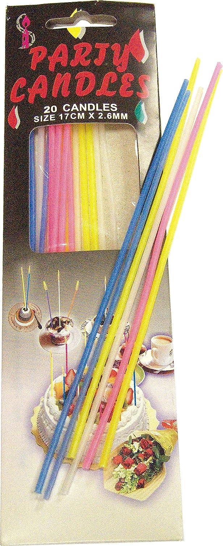Verbetena 012500163 24 velas palillo