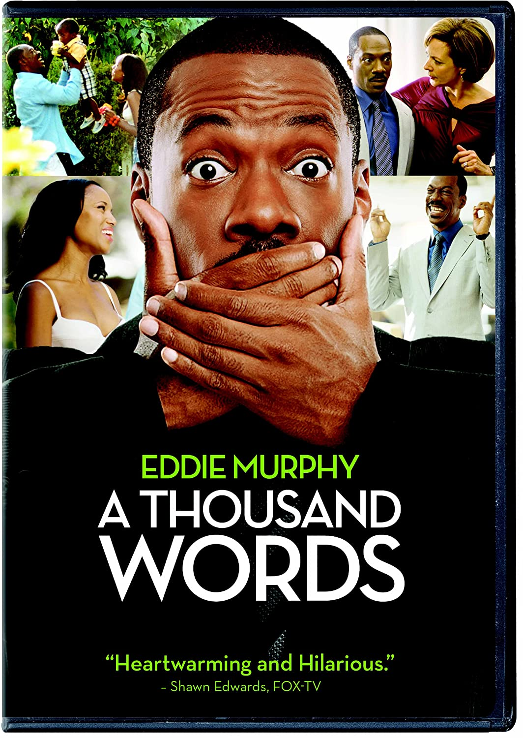 Amazon com: A Thousand Words: Eddie Murphy, Allison Janney