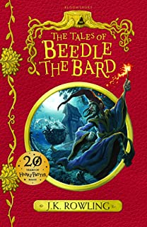 The Tales of Beedle the Bard 9781408883099 at amazon