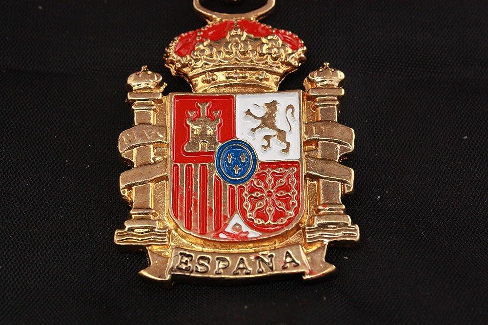 Llavero escudo de España: Amazon.es: Handmade