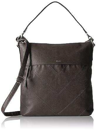 0d29ca9caeb Relic RLH8632020, grey  Handbags  Amazon.com