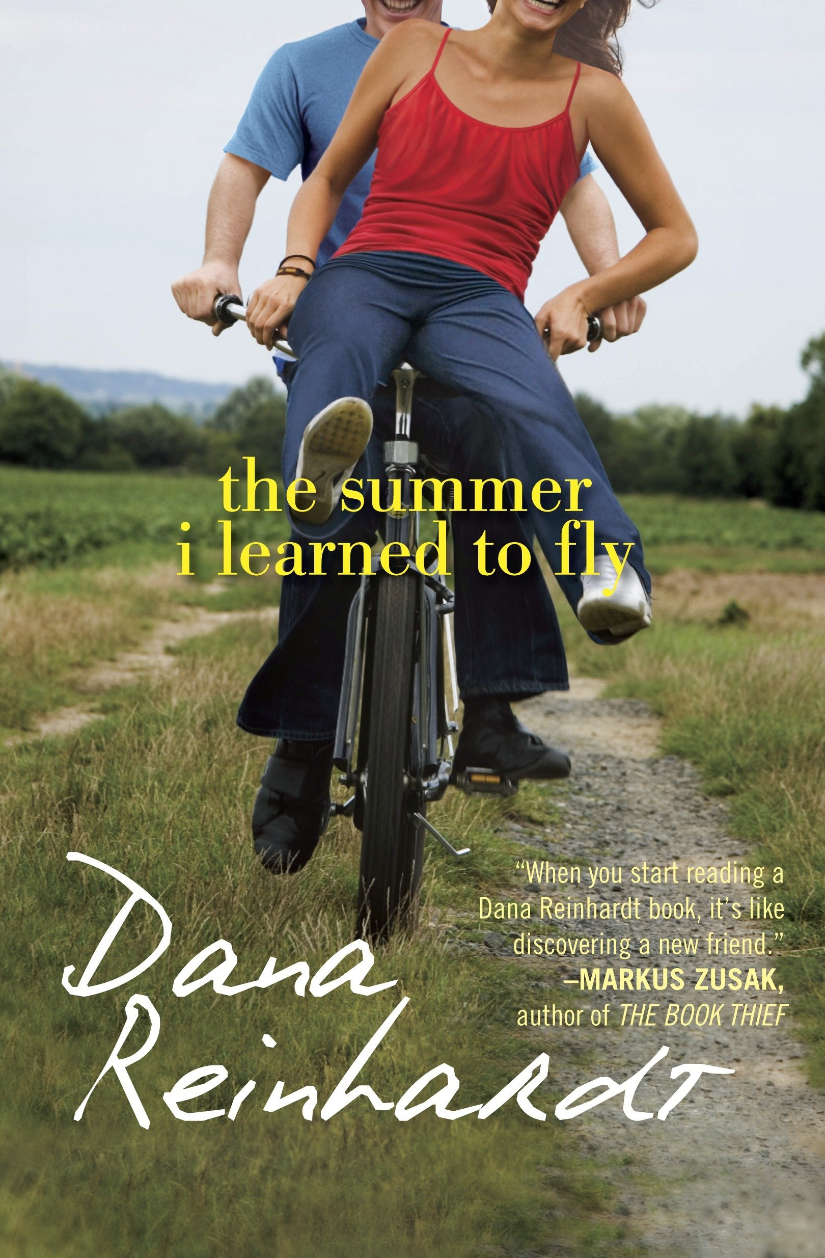 Amazon com: The Summer I Learned to Fly (9780385739559): Dana