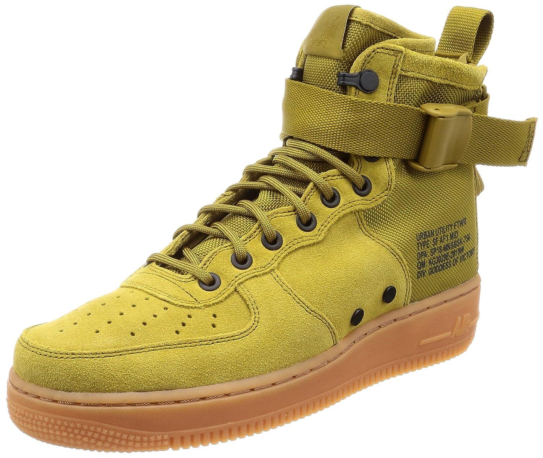 separation shoes 938ce 2af5d Nike Men s Sf Air Force 1 Mid Gymnastics Shoes  Amazon.co.uk  Shoes   Bags