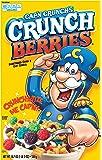 Cap'N Crunch Crunchberry Cereal, 18.7 oz