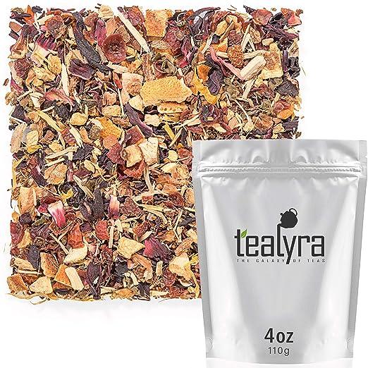 Tealyra Immunity Booster Loose Leaf Tea