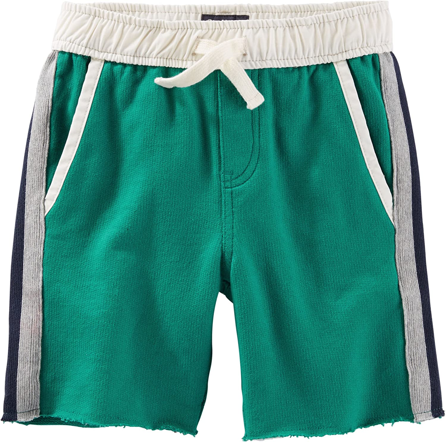 Carters Boys French Terry Shorts Green