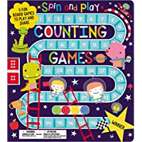 Spin and Play Counting Games