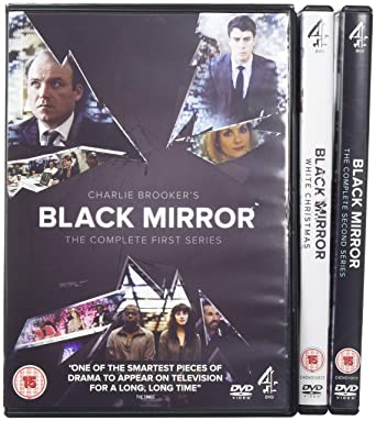 Amazon com: Black Mirror - Series 1-2 and Special [DVD