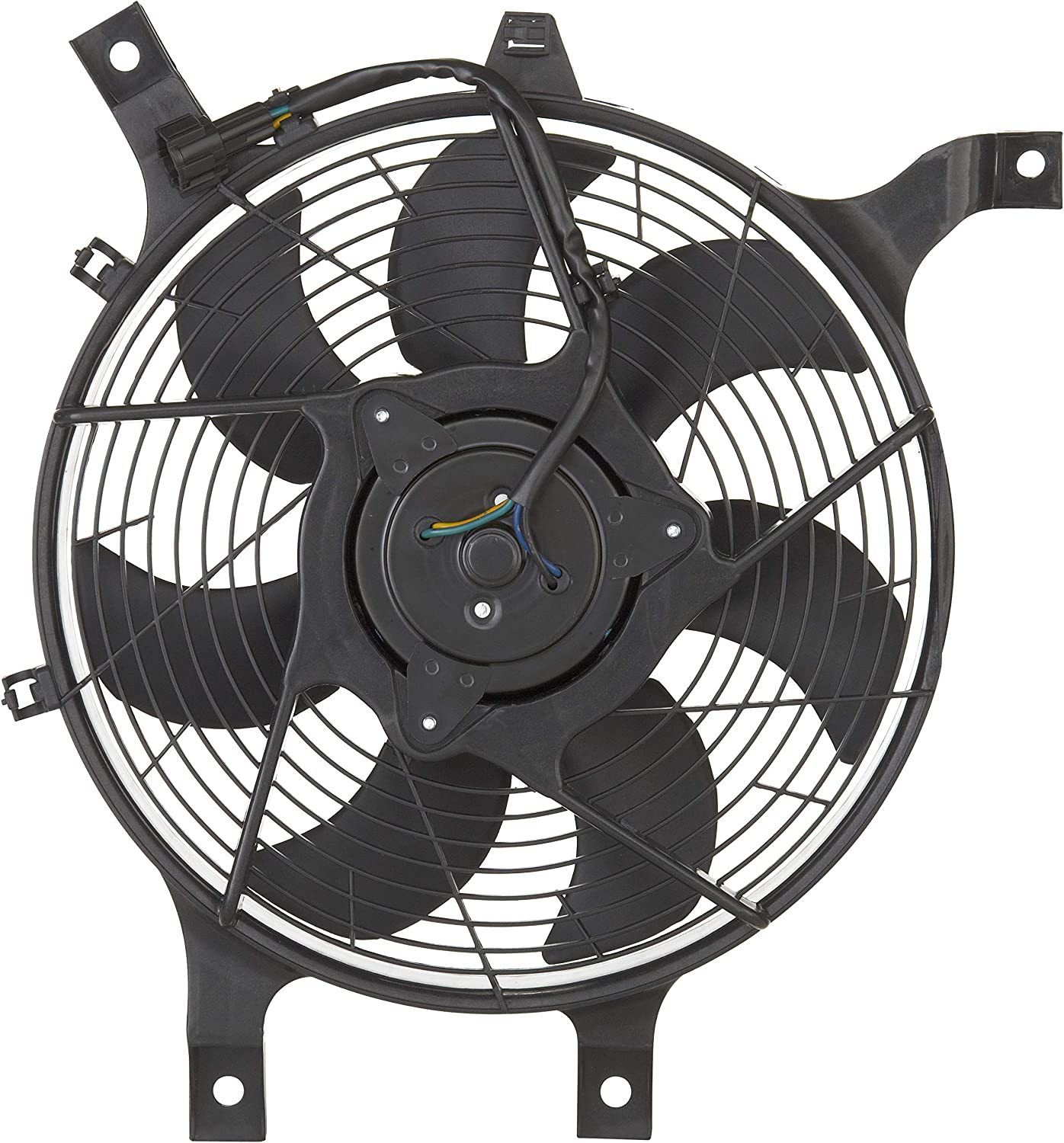 Spectra Premium CF23017 Air Conditioning Condenser Fan Assembly
