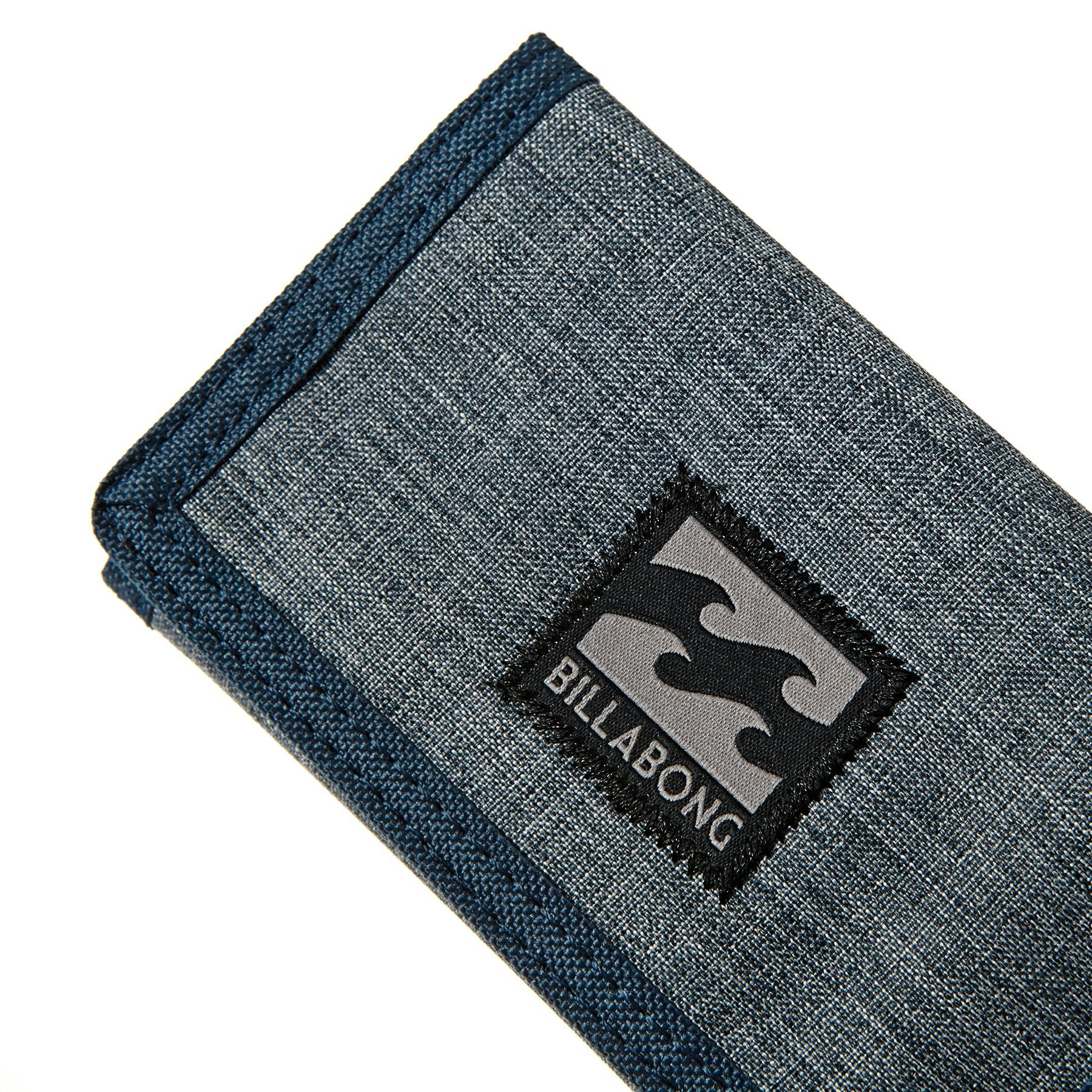 Billabong Atom Wallet One Size Dark Slate Heather by Billabong (Image #7)