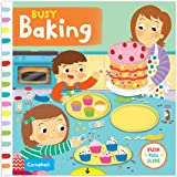 Busy Baking (Busy Books)