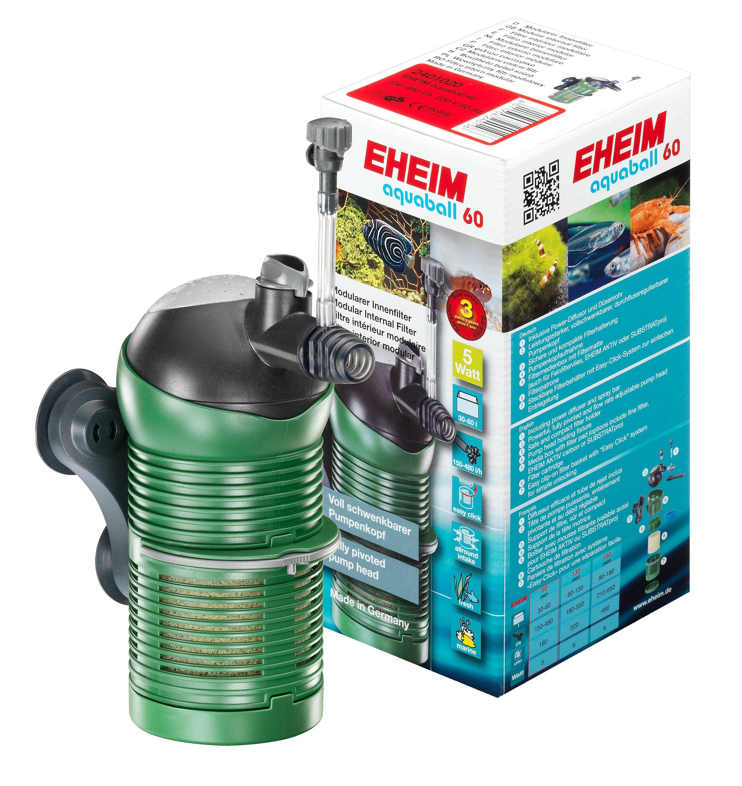 Eheim 32401020 Aquaball Filtre Intérieur pour Aquariophilie product image