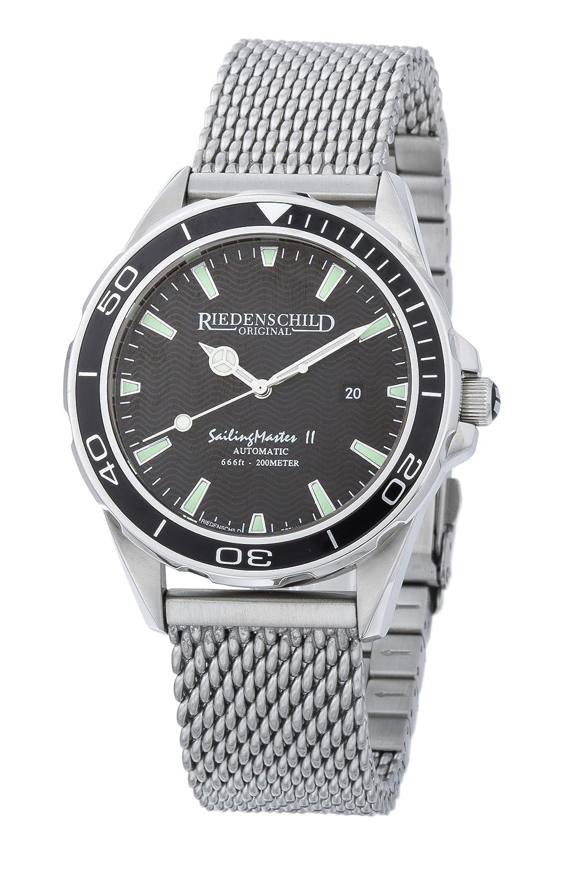 Riedenschild SailingMaster II - 20ATM - Automatik - Saphirglas - Ref. 1150-1