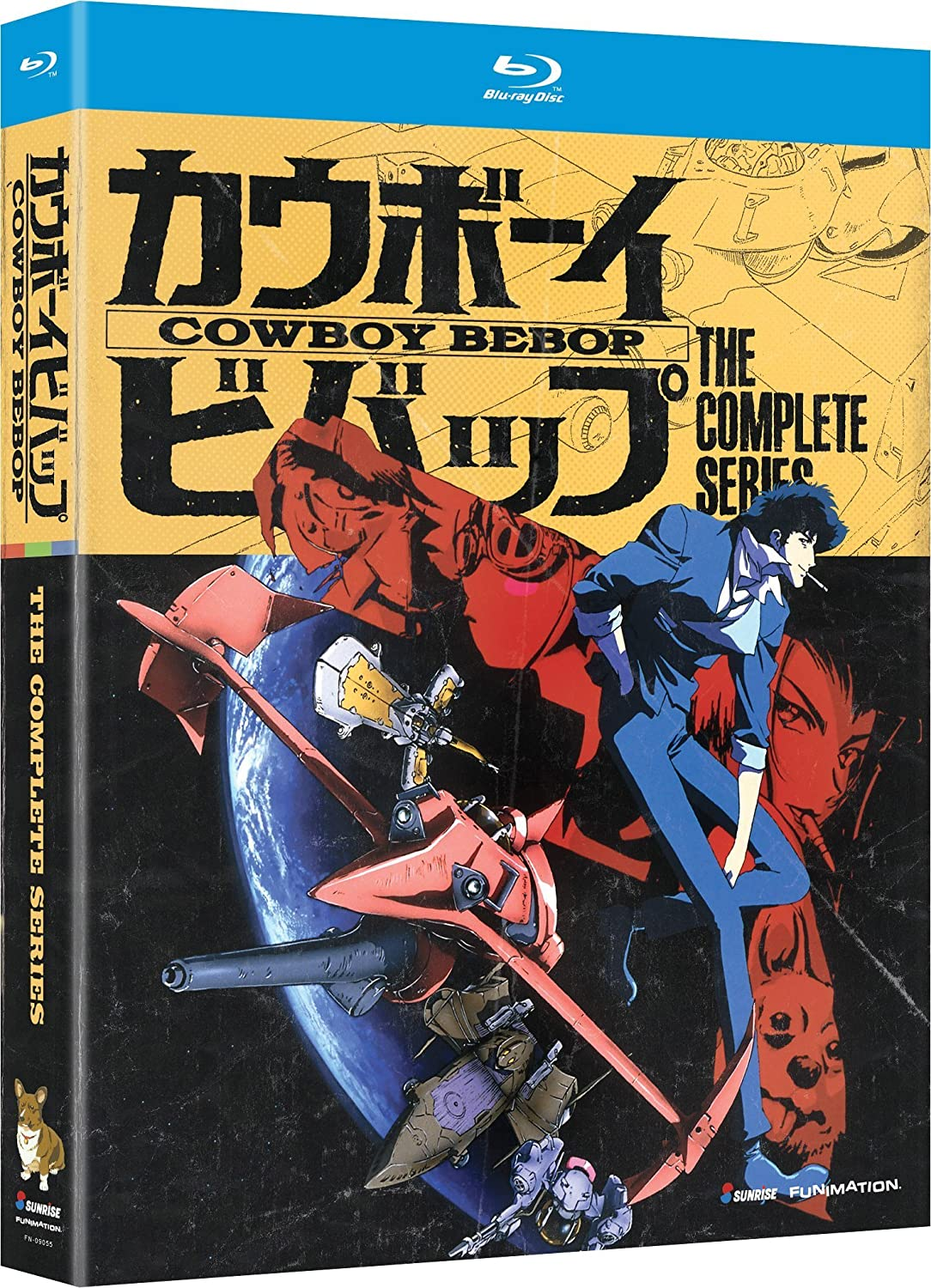 Cowboy Bebop: The Complete Series [Blu-ray] Group 1200 - Funimation 30165786 Anime / Japanimation Cartoons & Animation