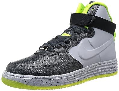 Lunar VtBasket 1 Homme Schwarzanthracite Force Nike Noir Lux rthCsQd