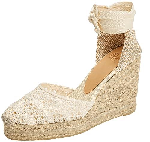 Castañer Carina8edss18053, Alpargatas para Mujer: Amazon.es: Zapatos y complementos