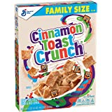 Cinnamon Toast Crunch, Cereal with Whole Grain, 19.3 oz