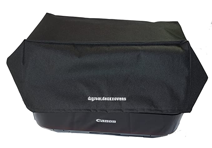 DigitalDeckCovers Printer Dust Cover for Canon Pixma MX722 / MX922 / MX925 / MX926 Printers [Antistatic, Water Resistant, Heavy Duty Premium Fabric, ...