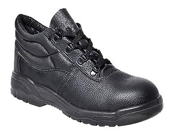 Portwest FW10BKR42 Steelite Protector Boot Mens Size 9
