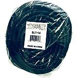 Absolute USA SLT14 1/4-Inch x 100-Feet Split Loom Tube