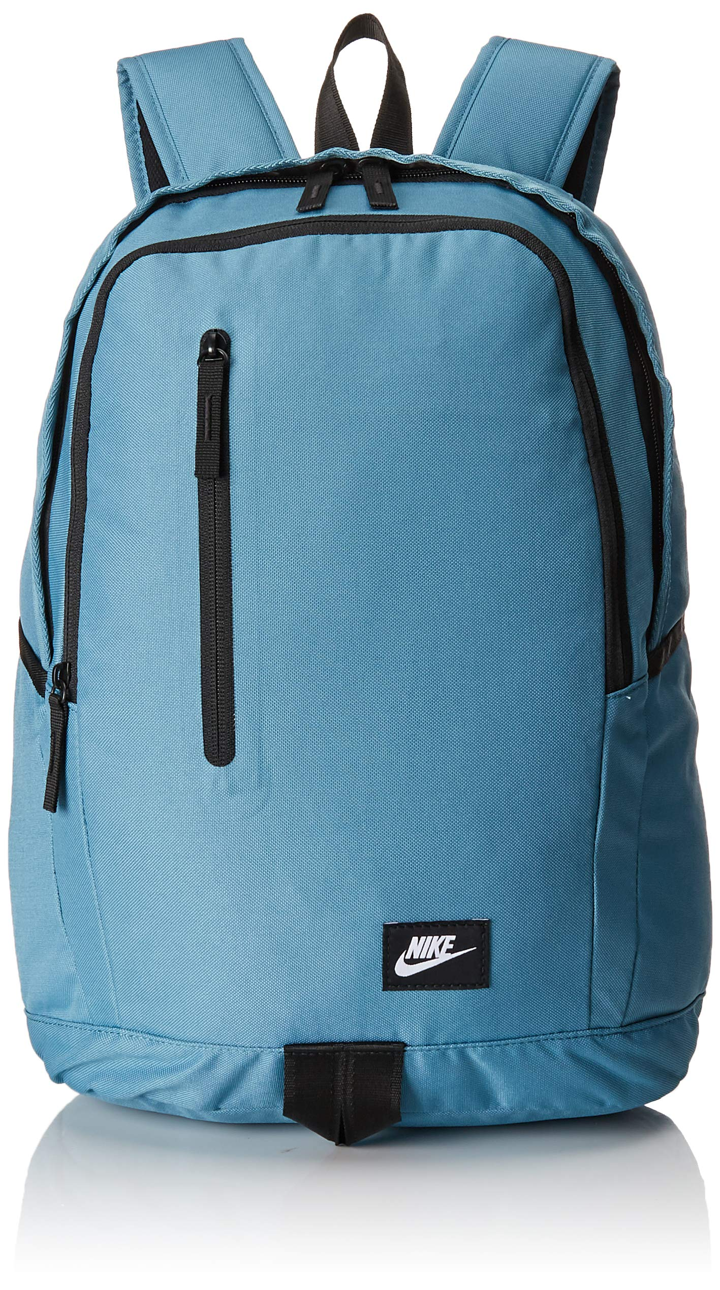 Galleon - Men s Nike All Access Soleday Backpack (One Size, Noise Aqua Black  White) a4c1ebc9e0