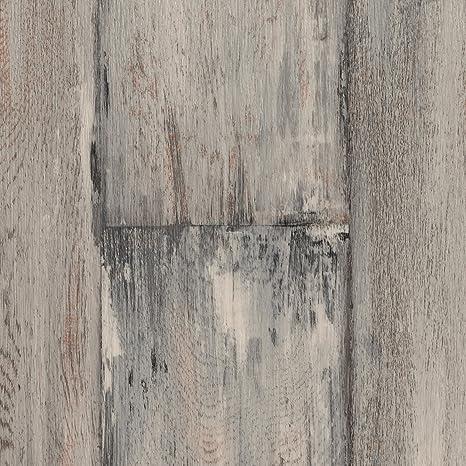 Meterware verschiedene Gr/ö/ßen Gr/ö/ße: 5 x 3 m Schiffsboden Buche 300 und 400 cm Breite PVC Bodenbelag Holzoptik 200