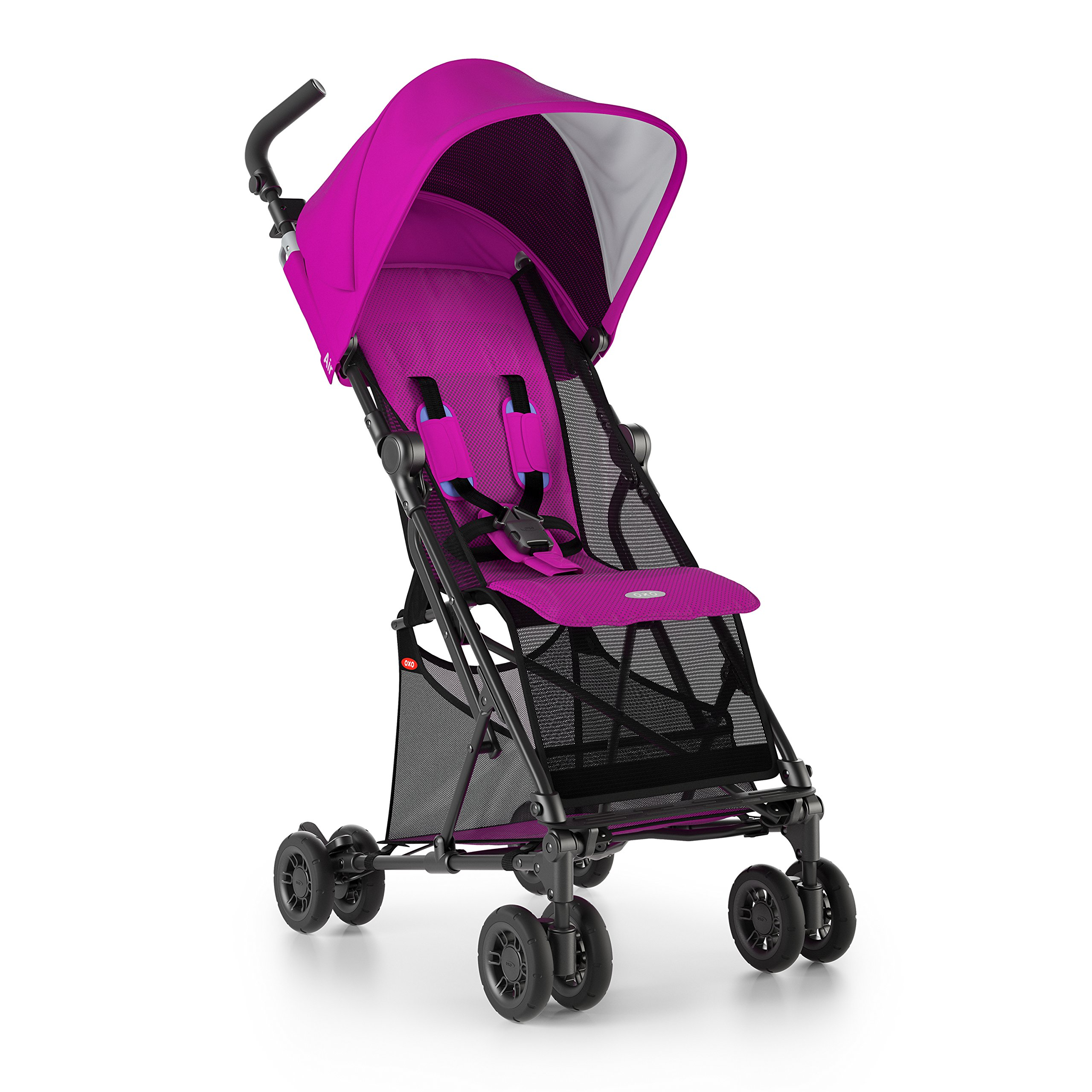 OXO Tot Air Stroller, Orchid