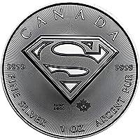 2016 No Mint Mark Canada CA Silver Superman (1 oz) Royal Canadian Mint $5 Seller Brilliant Uncirculated