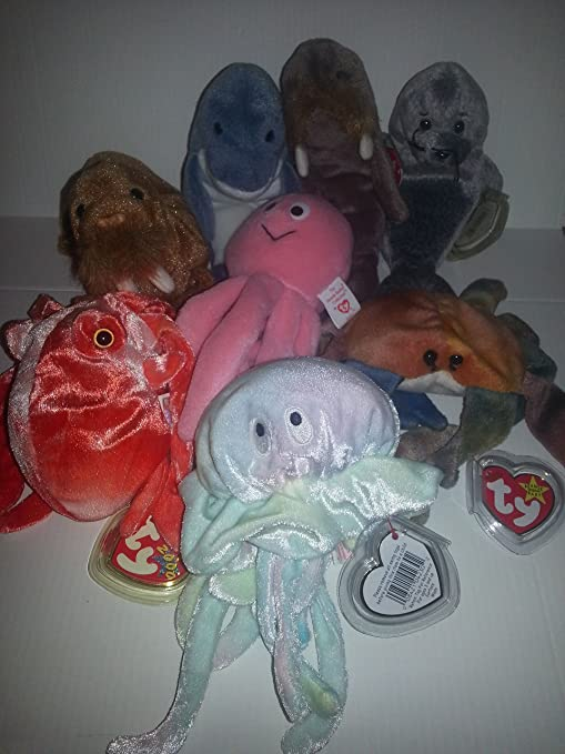 10f707009b9 Image Unavailable. Image not available for. Color  Ty Beanie Babies ...