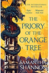 The Priory of the Orange Tree: THE NUMBER ONE BESTSELLER Kindle Edition