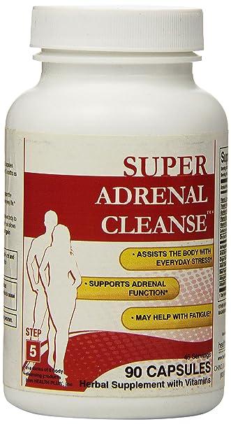 health plus adrenal cleanse