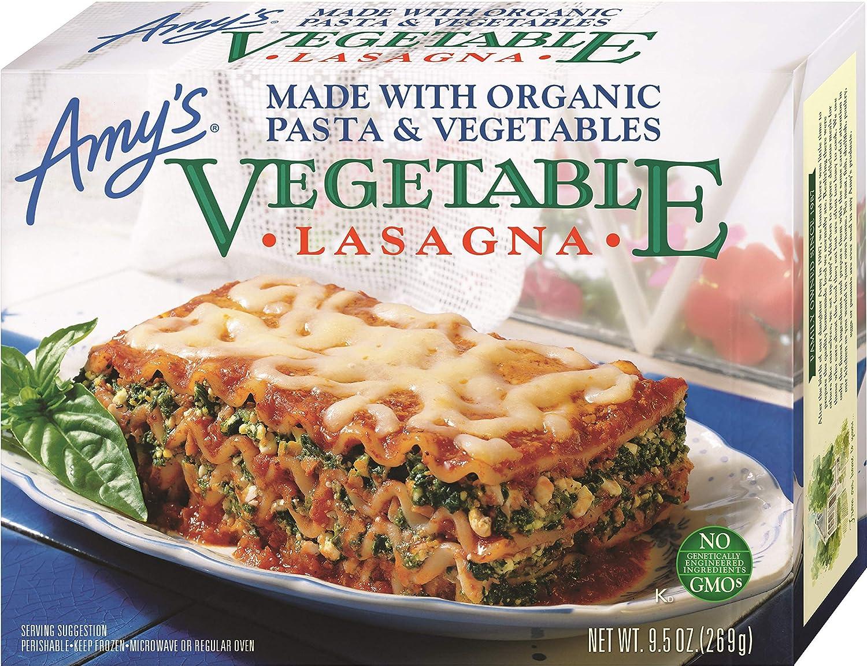 Amy's Vegetable Lasagna