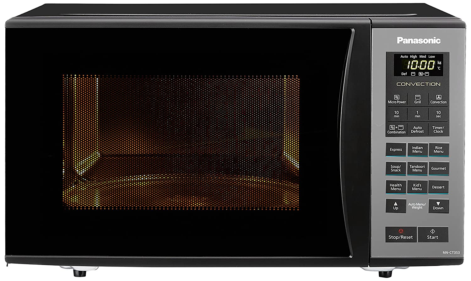 Panasonic 23 L Convection Microwave Oven Nn Ct353bfdg Black Mirror Find Wiring Diagram For Lg Home Kitchen