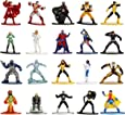 "Marvel X-Men 20 Pack Die-Cast Figures, 1.65"" Scale Collectable Figurine 100% Metal"