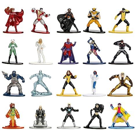 Marvel X-Men 20 Pack Die-Cast Figures, 1 65