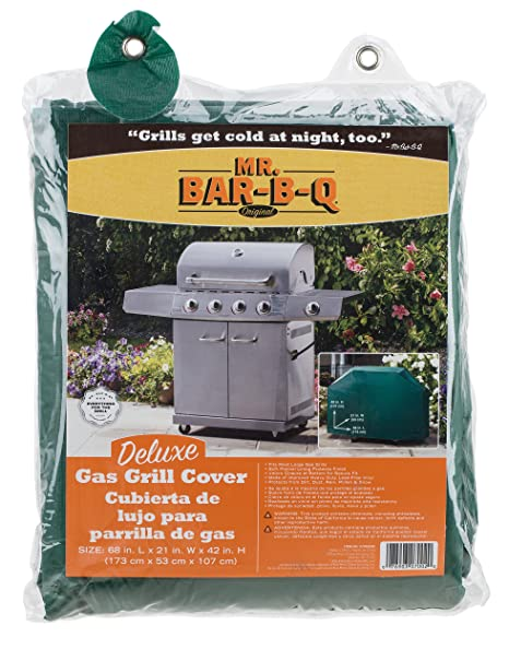 Mr. Bar-BQ 07002YEF Deluxe Gas Grill Cover