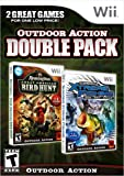 Outdoor Action Double Pack Wii Remington Bird Hunt Shimano Xtreme Fishing