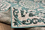 Antep Rugs Kashan King Collection Floral Area Rug