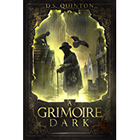 A Grimoire Dark: A Horror Thriller book cover