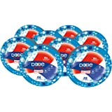 Dixie Ultra Paper Plates, 10 1/16 Inches, 22 Count (Pack of 8)