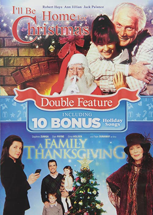 A Family Thanksgiving / I'll Be Home for Christmas with Bonus MP3