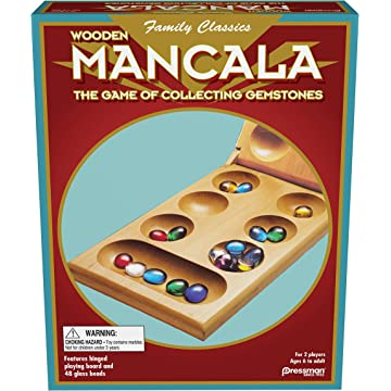 reliable Wooden Mancala