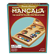 Wooden Mancala